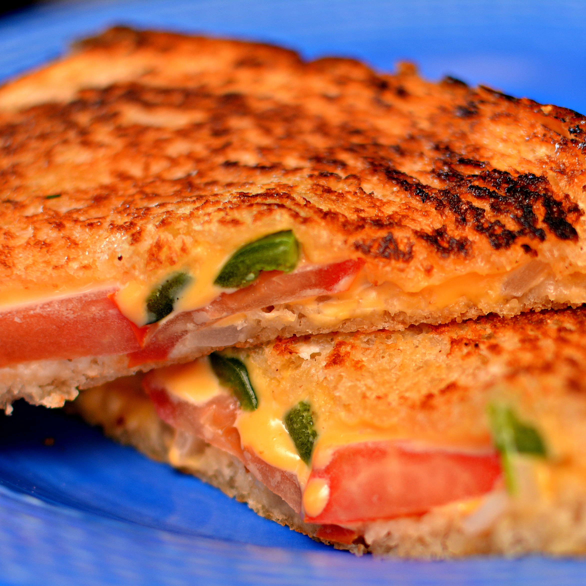 Spicy Grilled Cheese Sandwich bd.weld