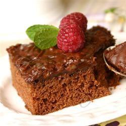 Old-Fashioned Chocolate Sheet Cake