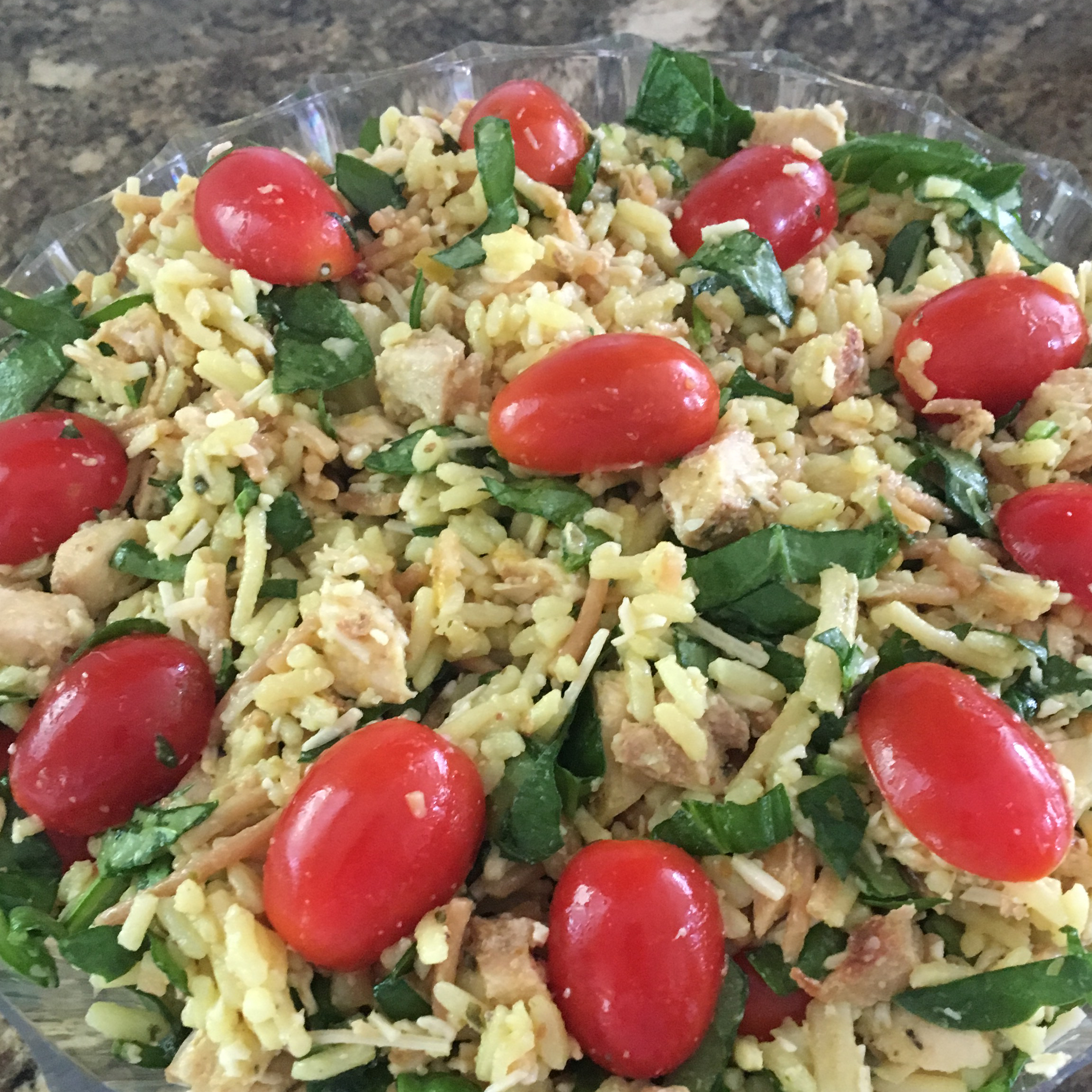 Zesty Italian Salad Becky4542