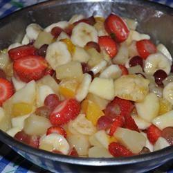 Sunday Best Fruit Salad Kayjo