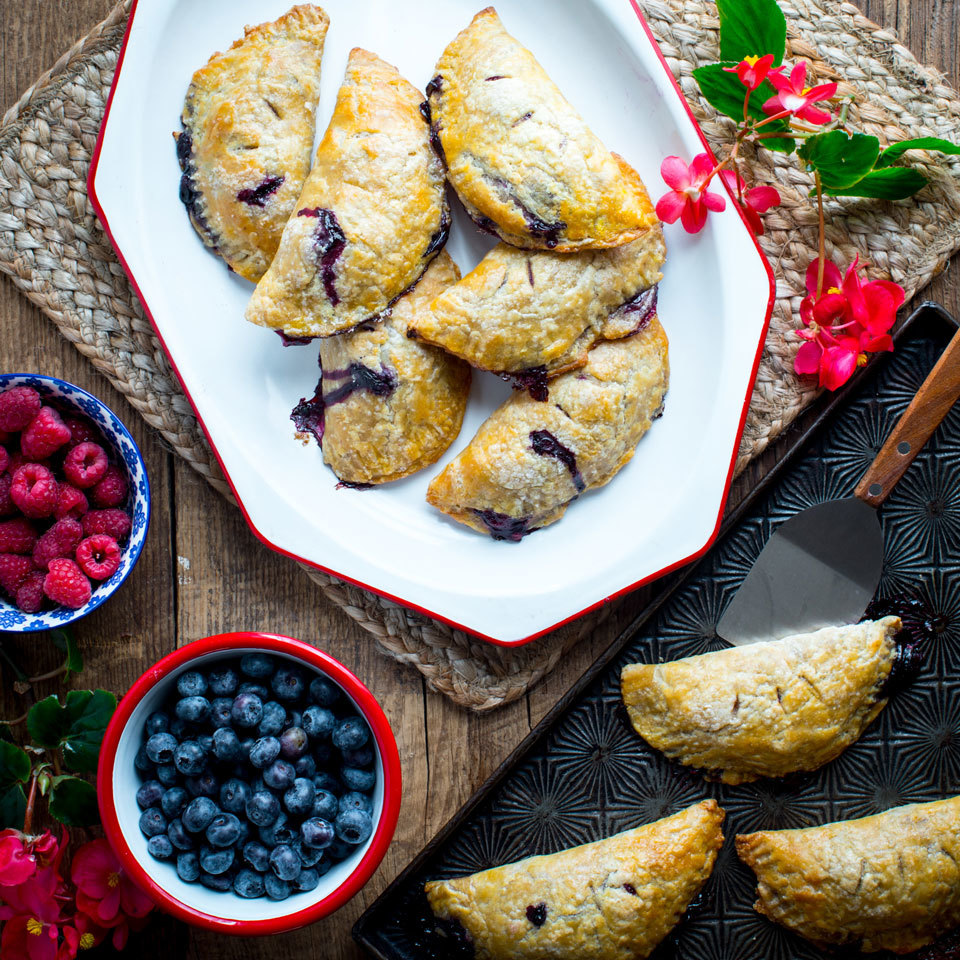 Mixed Berry Hand Pies Allrecipes Trusted Brands