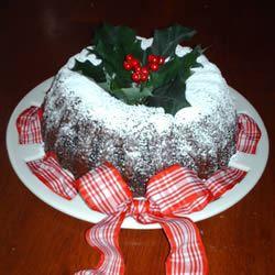 Mocha Fudge Cake Arlene