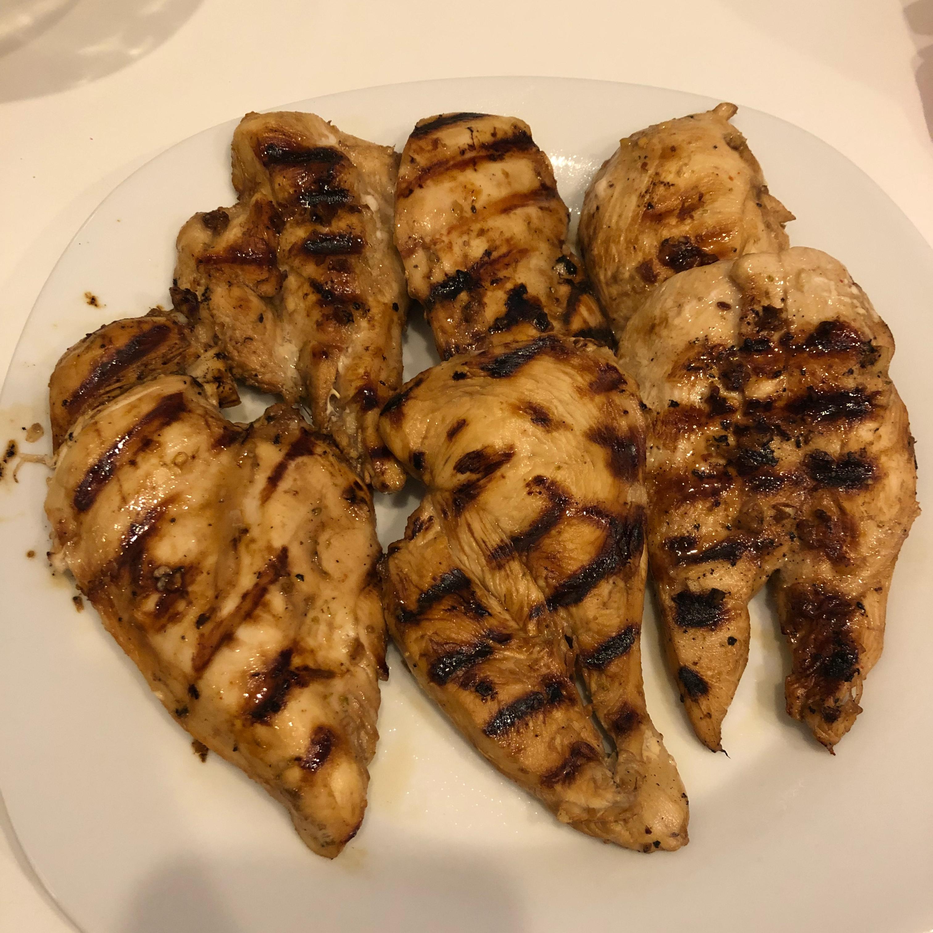 Thai Style BBQ Chicken Nina B