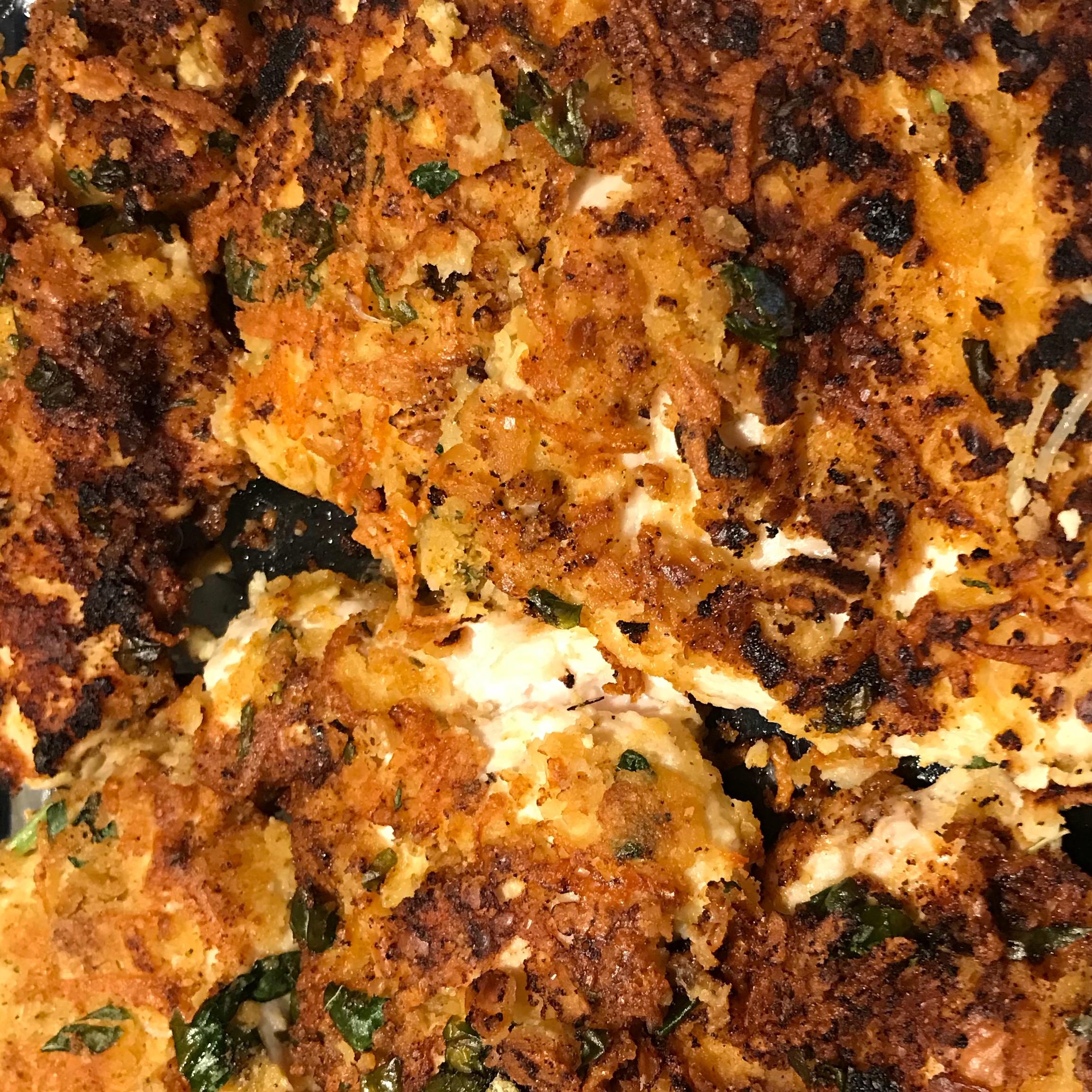 Mediterranean Crusted Chicken Clara