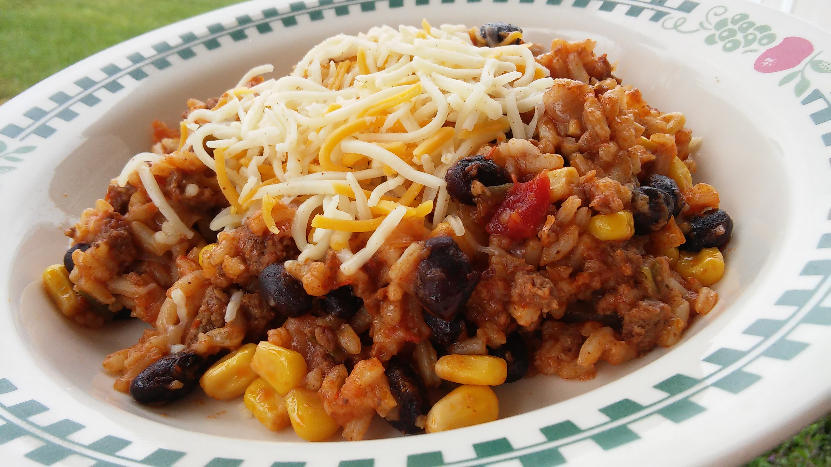Pressure Cooker Mexican Beef Rice Tammy Lynn