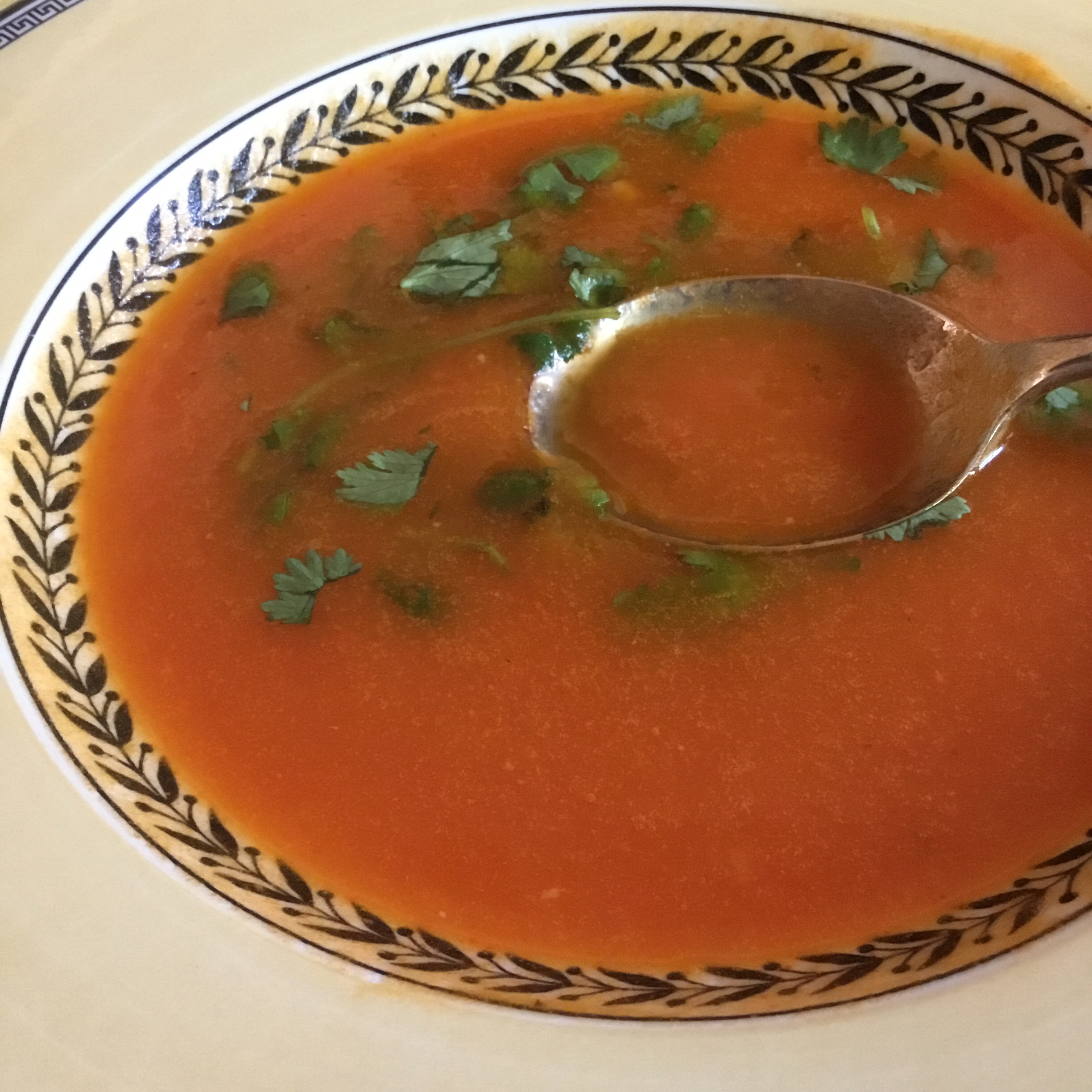 Red Pepper Soup eichie