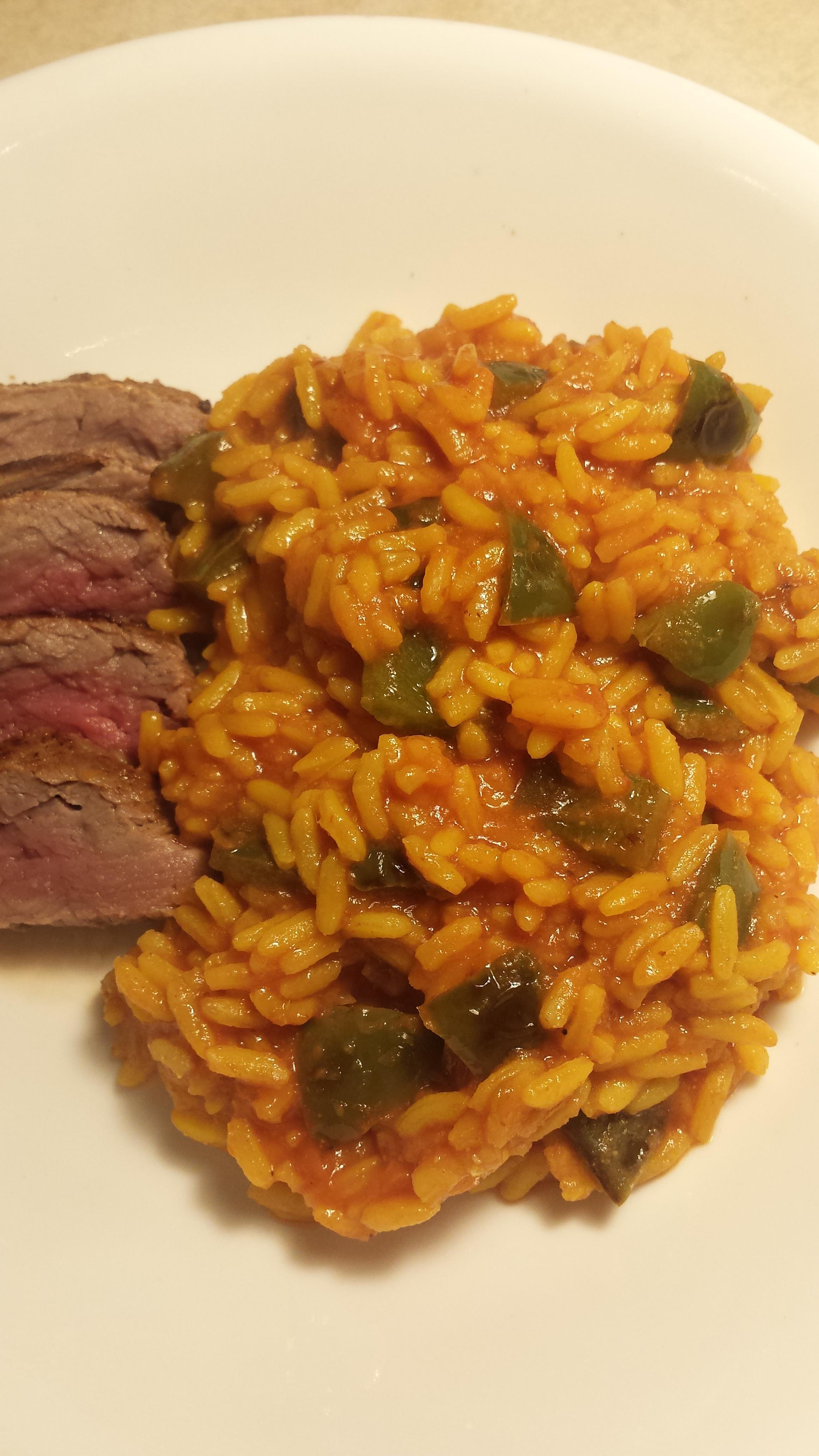 Vegetarian Mexican Rice