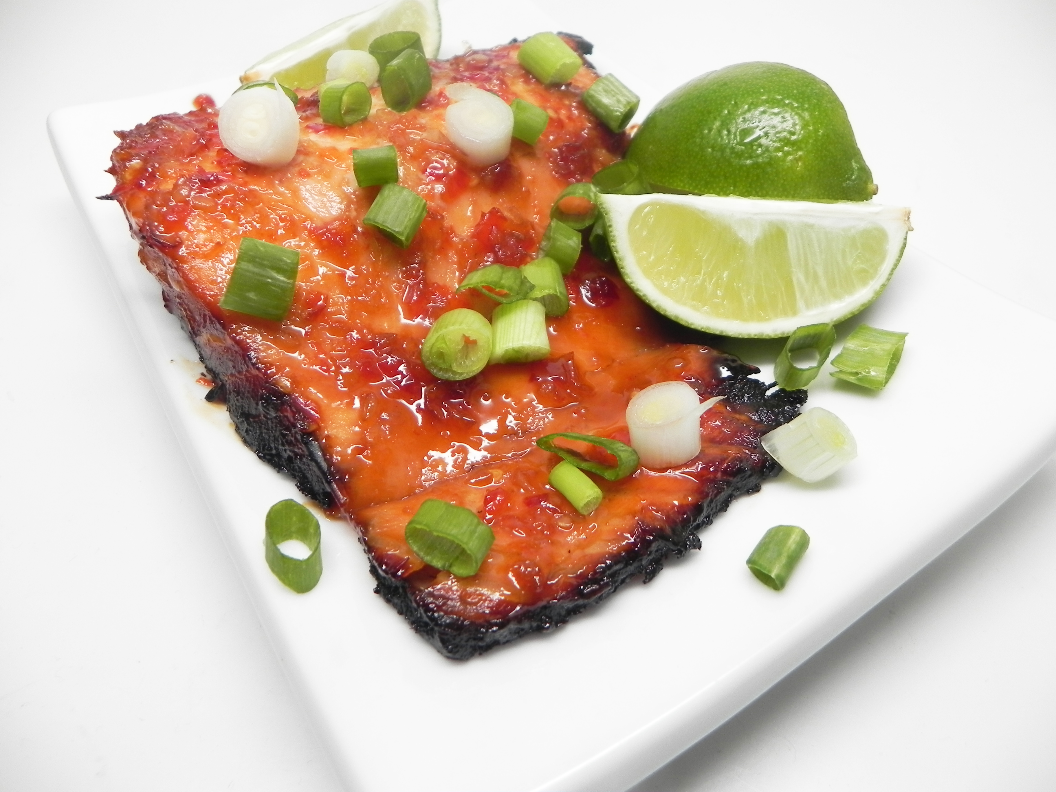 The Best Grilled Salmon_image
