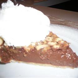 Mocha Walnut Pie Deb C
