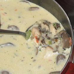Chicken Wild Rice Soup Trish Beier