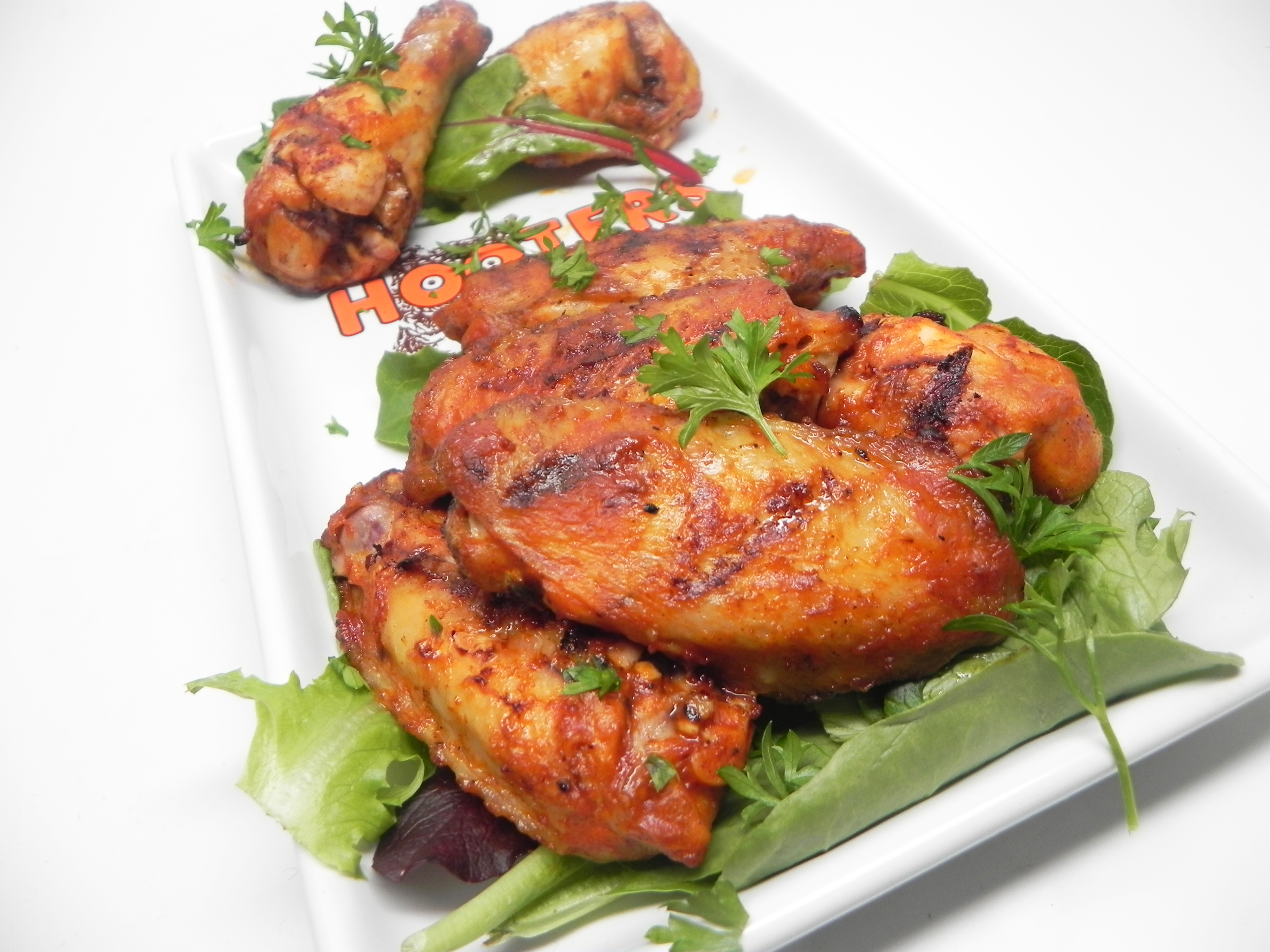 Simple Delicious Grilled Chicken Wings the kobers