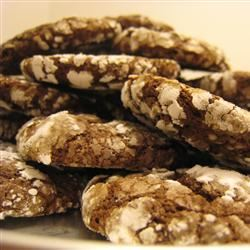 Chocolate Snowdrops LittoBubbo