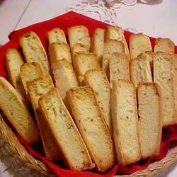 Italian Anise Toast theodosia