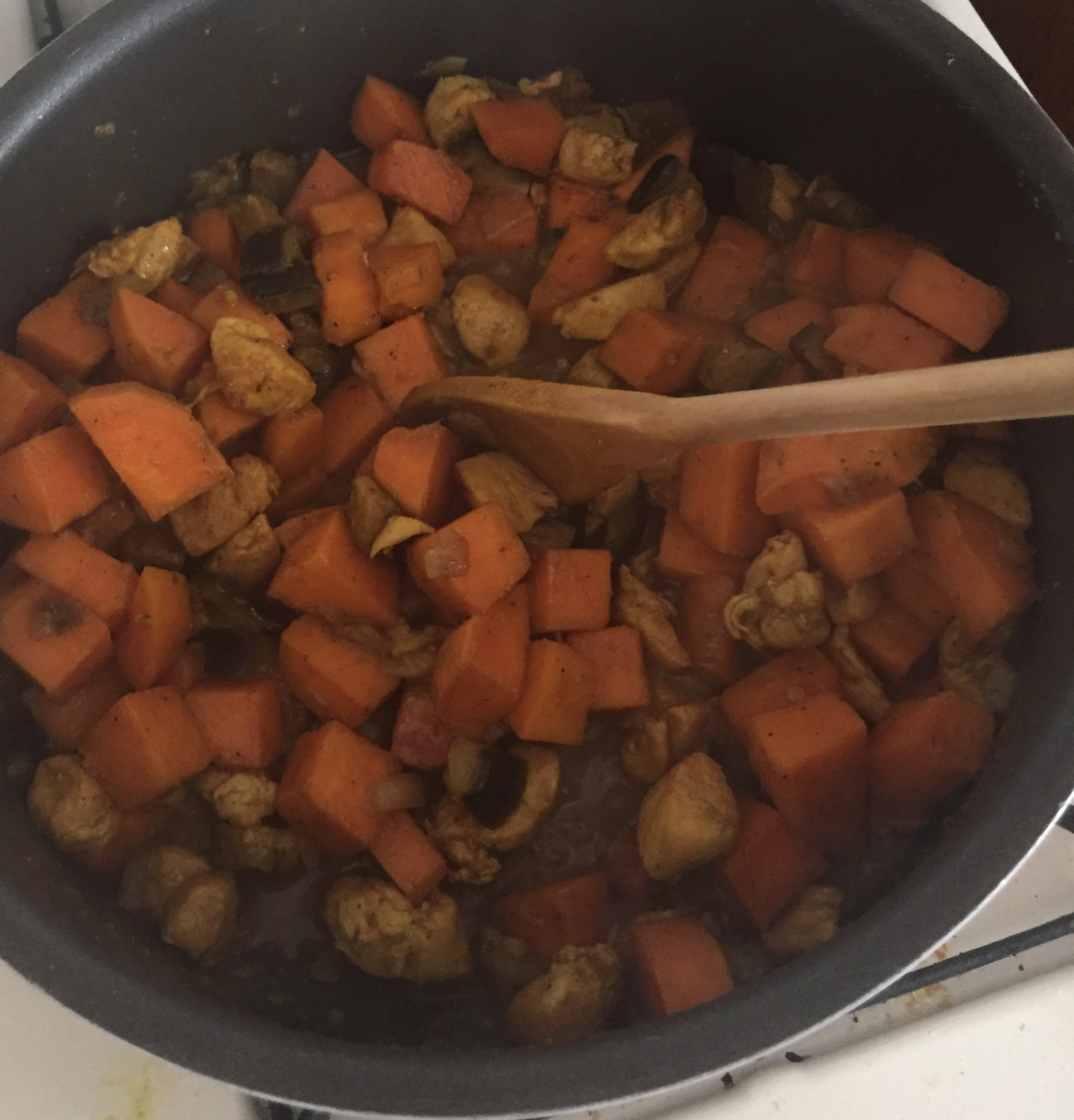 Healthy Turmeric Chicken Stew Emma Roberts