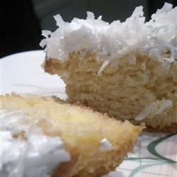 Gluten-Free Yellow Cake Mrs. Jennifer