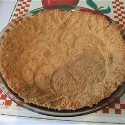 Graham Cracker Crust I Linda Farrell