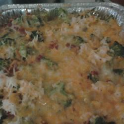 Broccoli and Cheese Casserole Bitermonkey