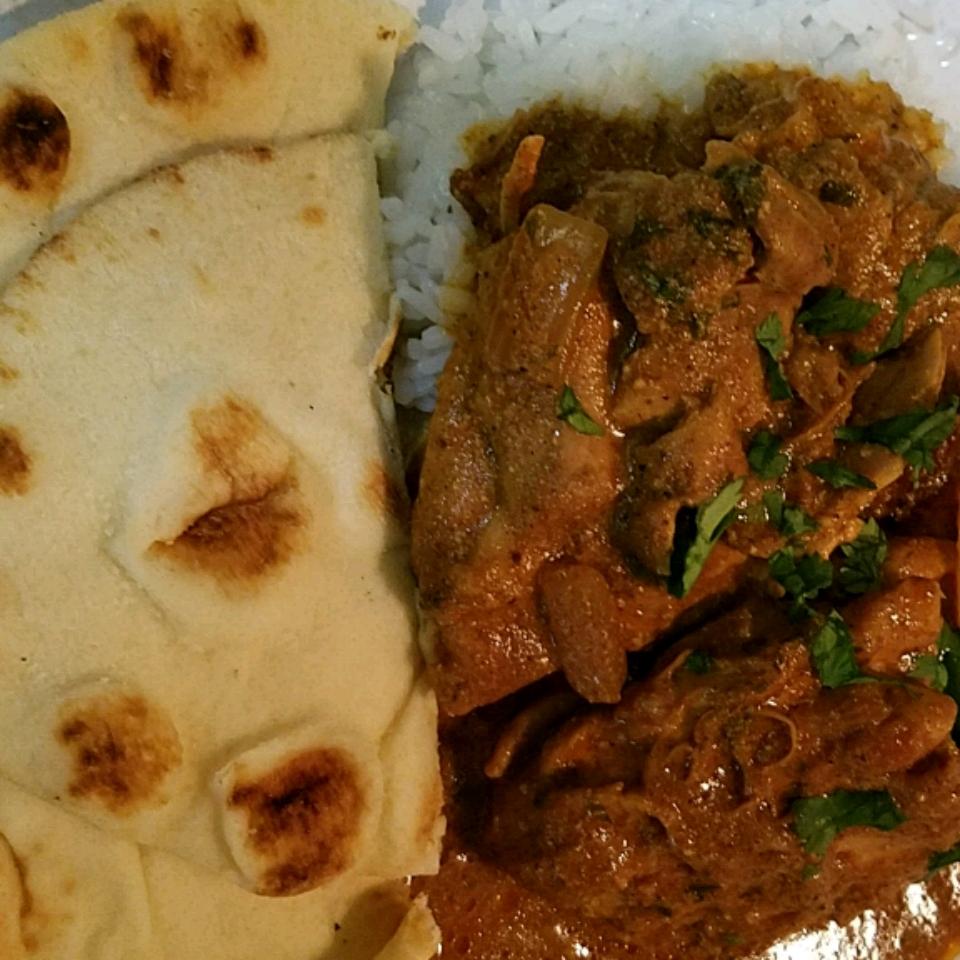 Indian Chicken Curry (Murgh Kari) luvtjmb