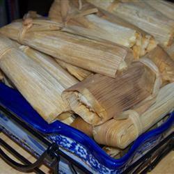 Real Homemade Tamales MrsHappyHomemaker