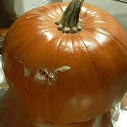 Cooked Pumpkin