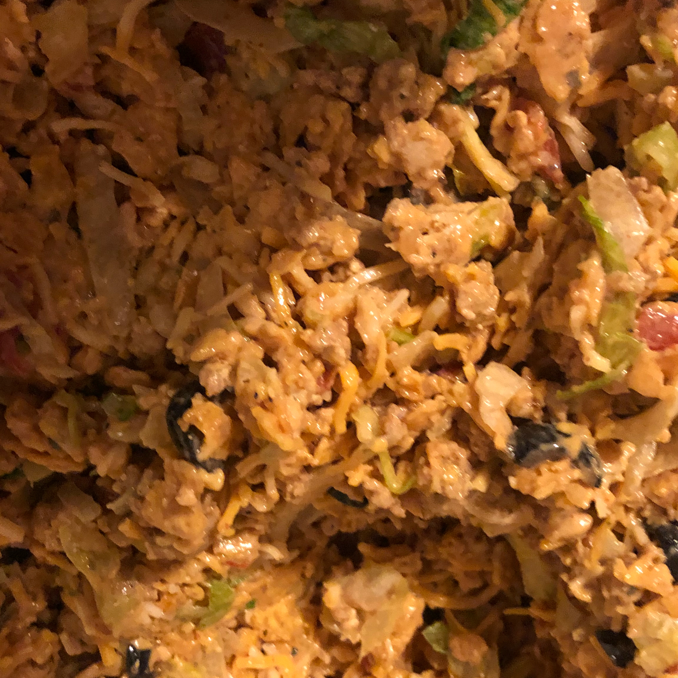 Easy Dorito® Taco Salad Tracy Wright