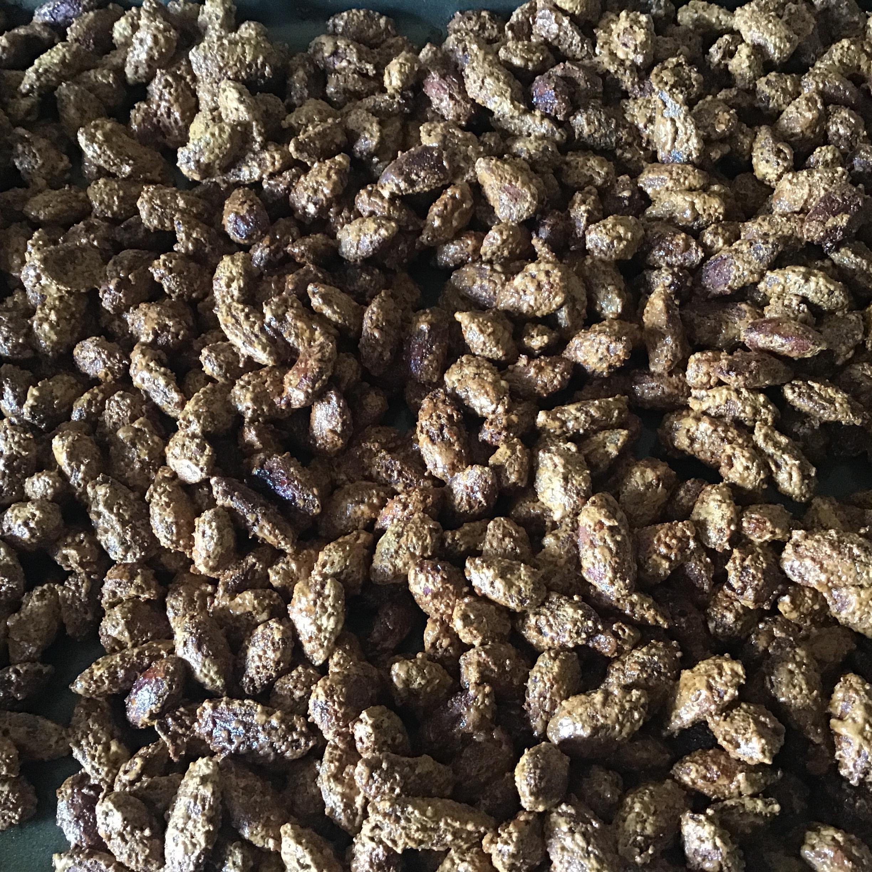 Cinnamon-Roasted Almonds