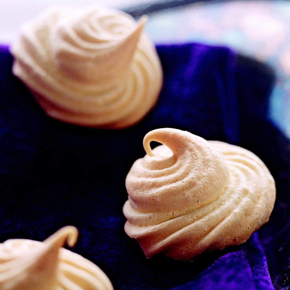 Lemon Cardamom Meringue Cookies Trusted Brands