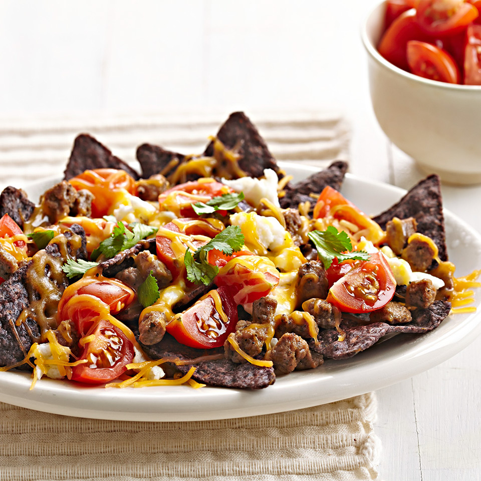 Scrambled Turkey Nachos Trusted Brands