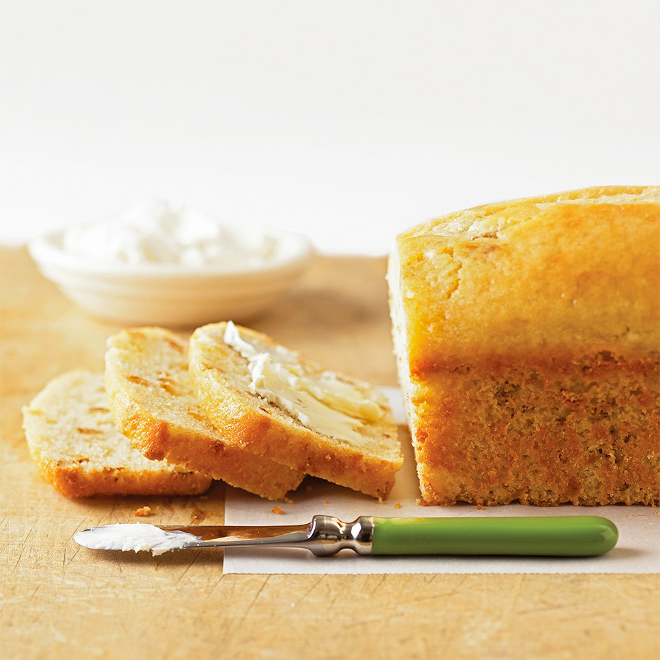 This moist lemon bread is perfect for breakfast or a tasty dessert. It's delicious on its own or topped with the optional lemon-sugar glaze. Source: Diabetic Living Magazine