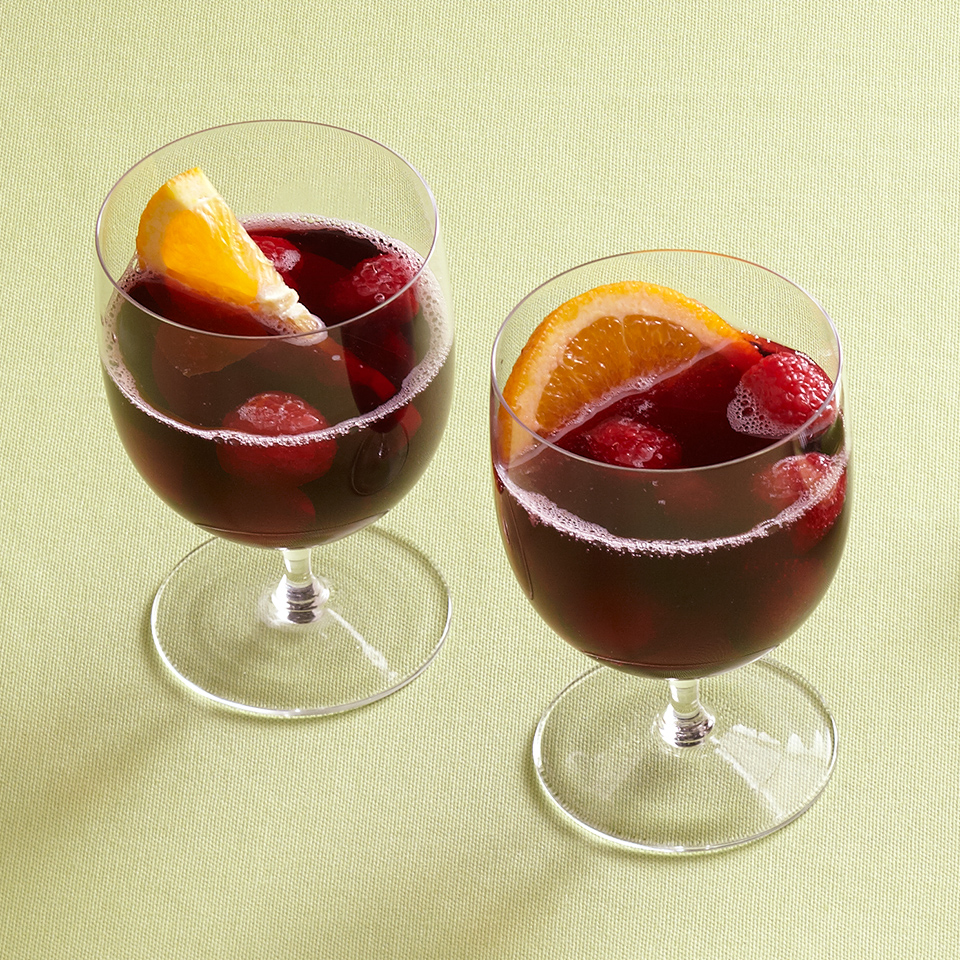 It's so simple to mix up a tasty wine cooler that's friendly to your special diet, and nothing is better for warm summer evenings.