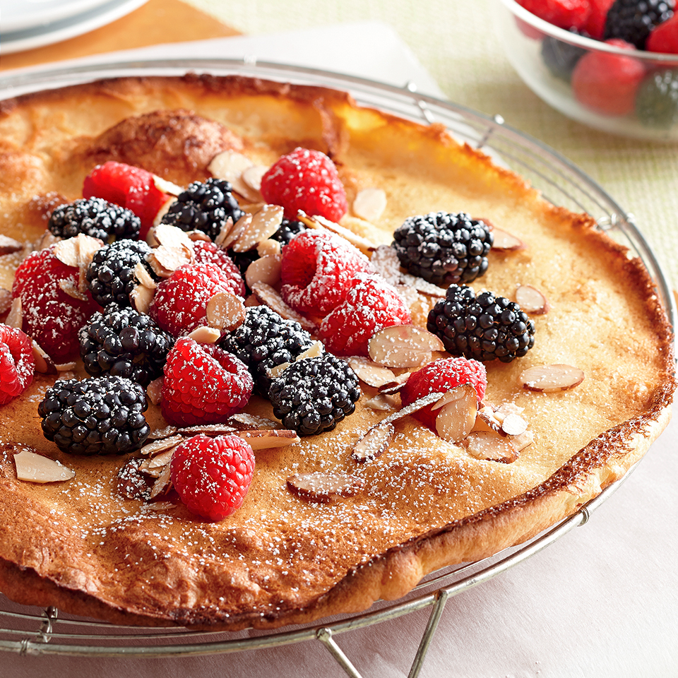 Easy Berry Puff Pancake Allrecipes Trusted Brands