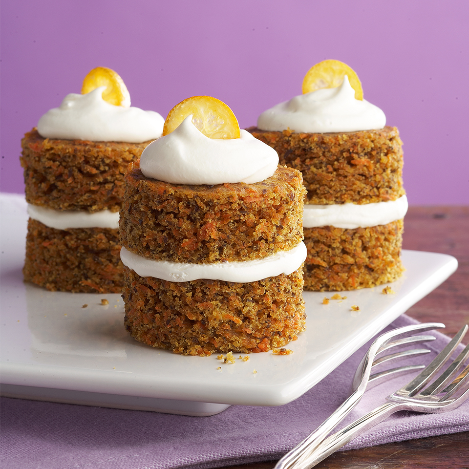 Carrot Cupcakes with Cream Cheese Frosting Allrecipes Trusted Brands