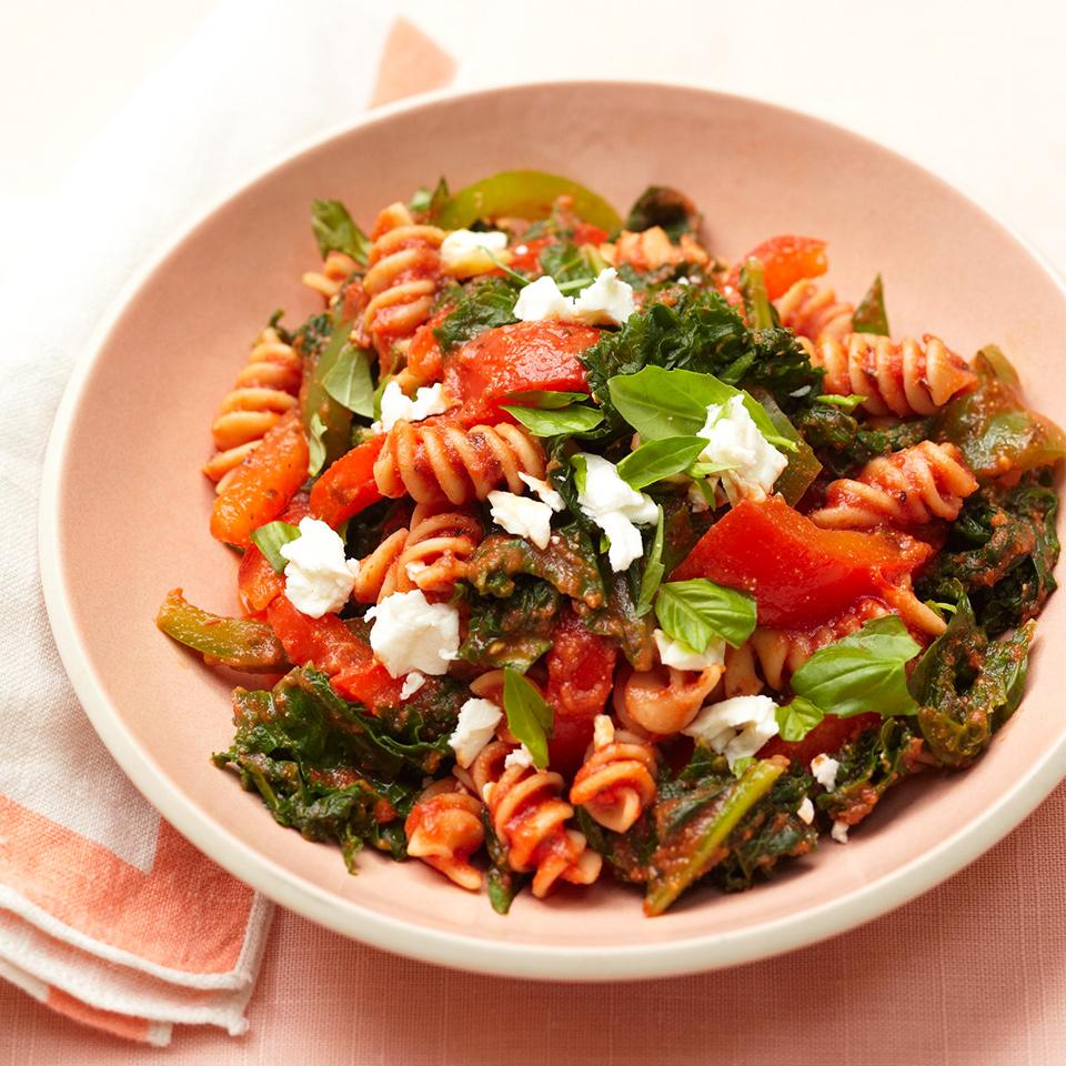 Kale-Powered Pasta Diabetic Living Magazine