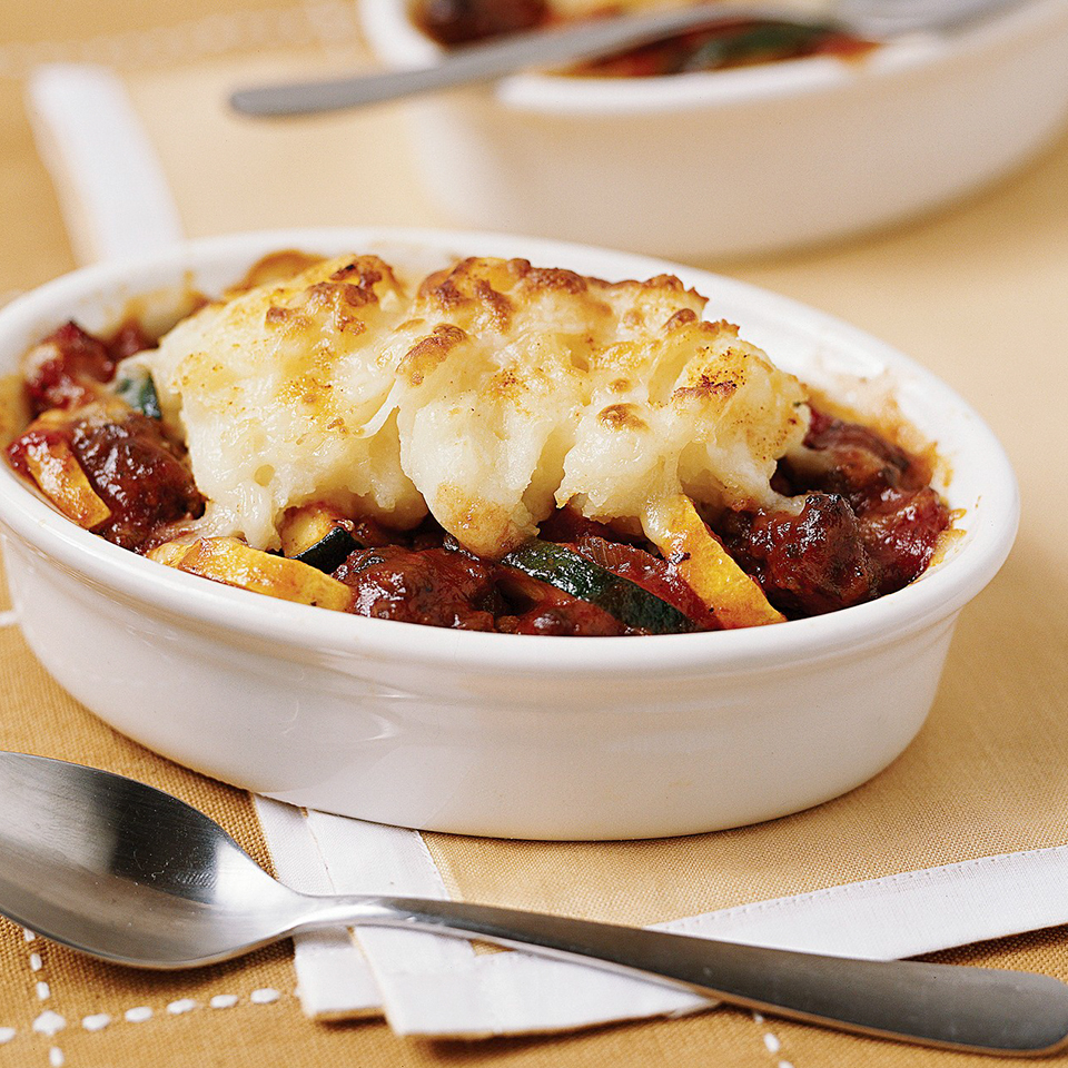 Italian Shepherd's Pie Diabetic Living Magazine