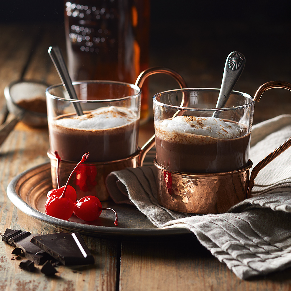 Bourbon Hot Cocoa Trusted Brands