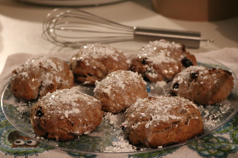 Cinnamon Sour Cream Biscuits Bright Owl