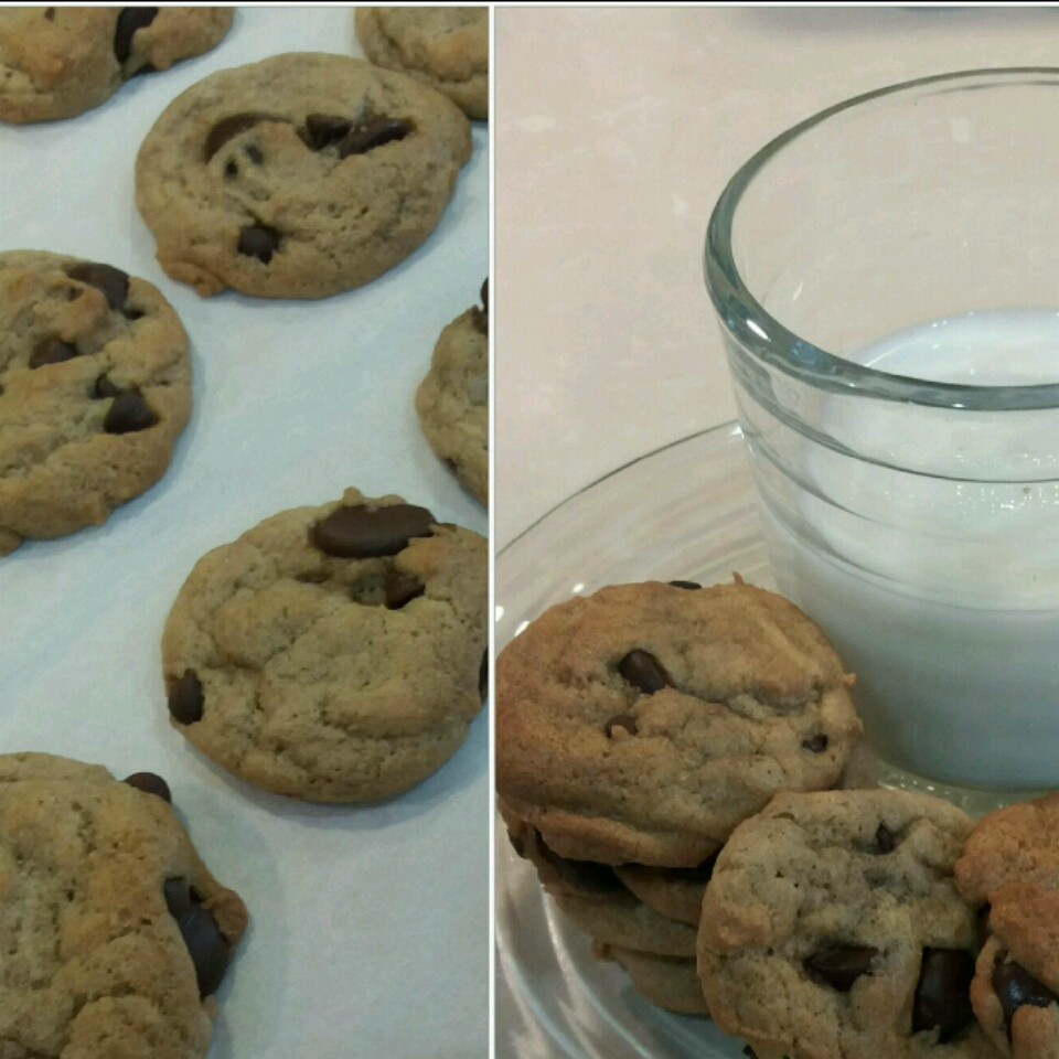 Chocolate Chip Coffee Cookies Mercedes Egea-Rivera