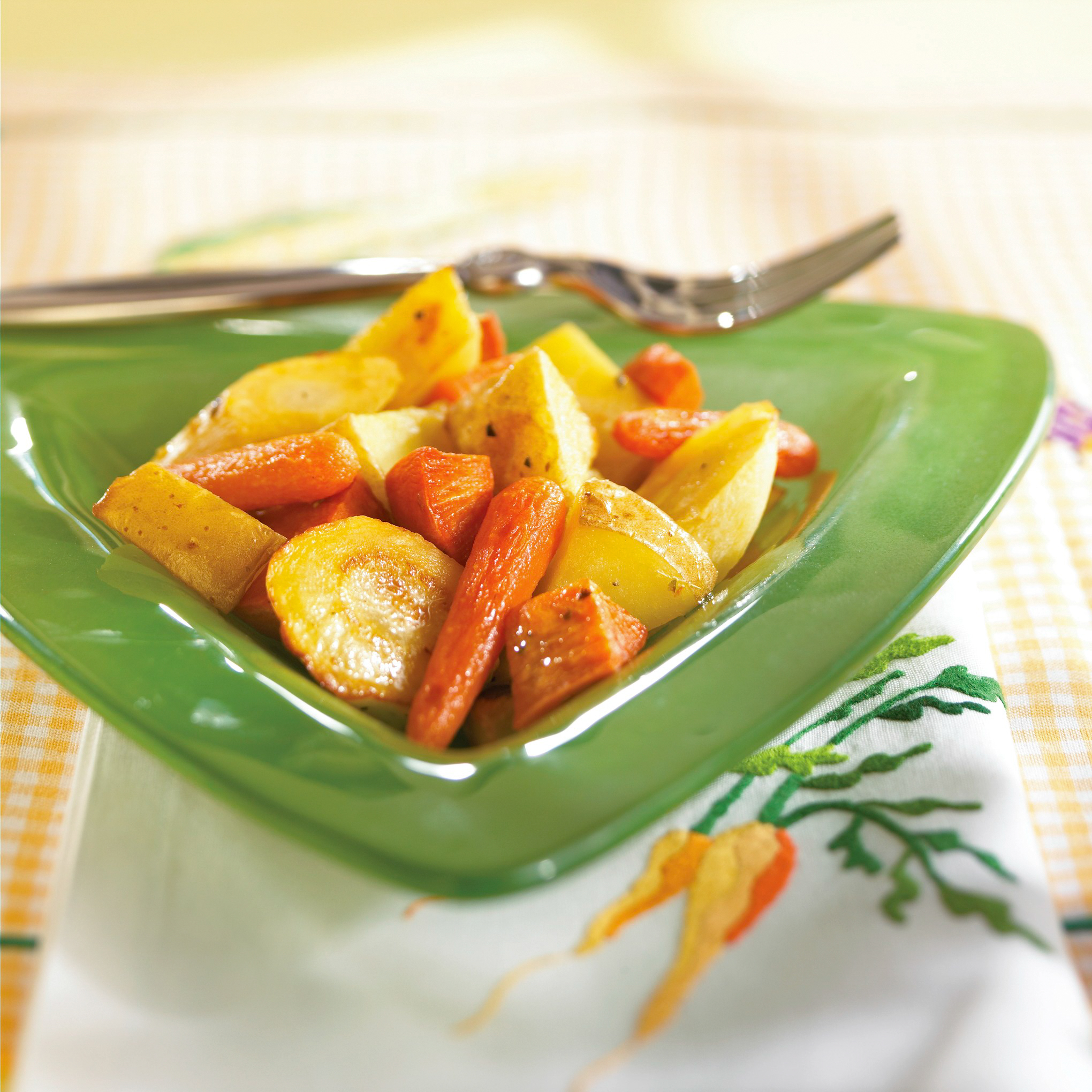 Herbed Roasted Vegetables Diabetic Living Magazine