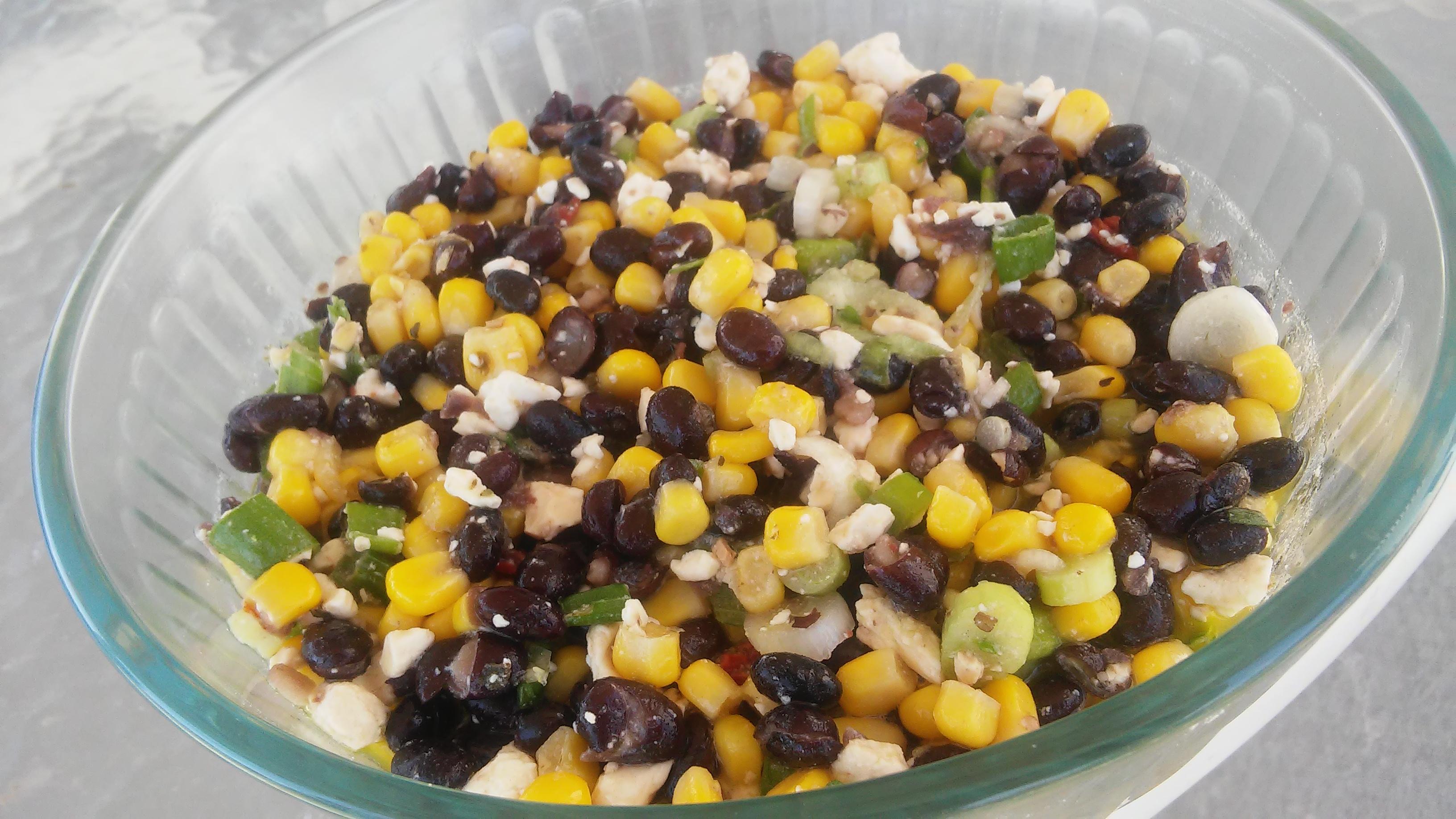Jennifer's Corn Salad
