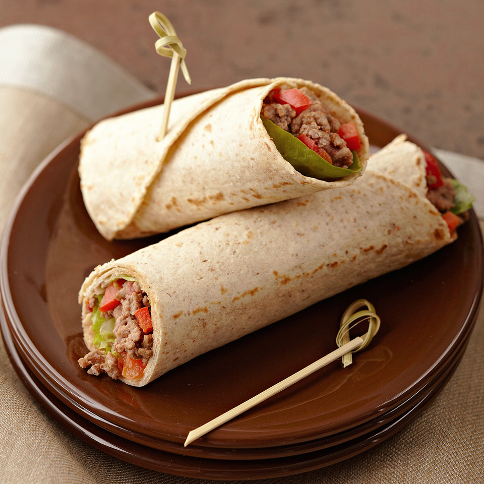 Mexican Roll-Ups Diabetic Living Magazine