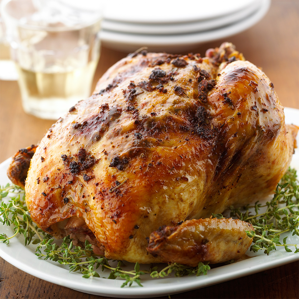 Spice-Rubbed Roast Chicken Diabetic Living Magazine