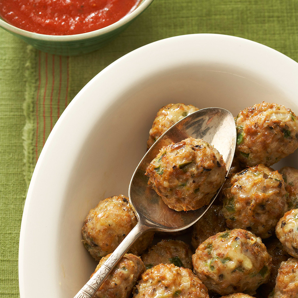 Pizza Meatballs Trusted Brands
