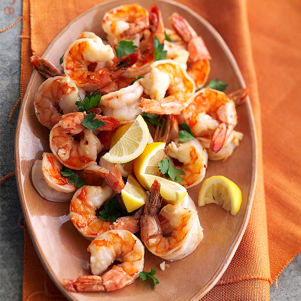 Marinated Shrimp Scampi Diabetic Living Magazine