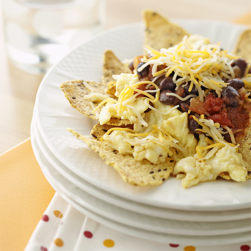 Huevos Rancheros Breakfast Nachos Diabetic Living Magazine
