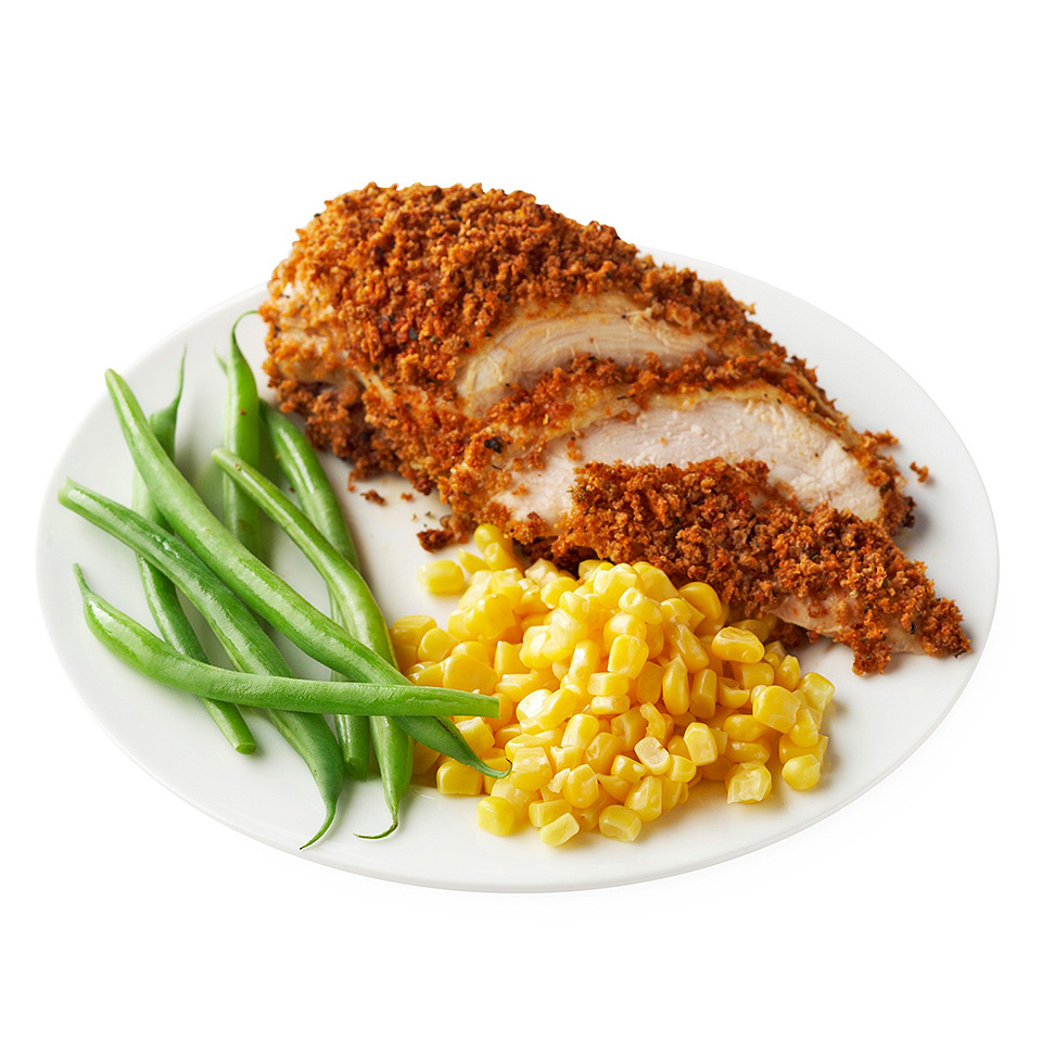 Panko-Crusted Chicken Diabetic Living Magazine