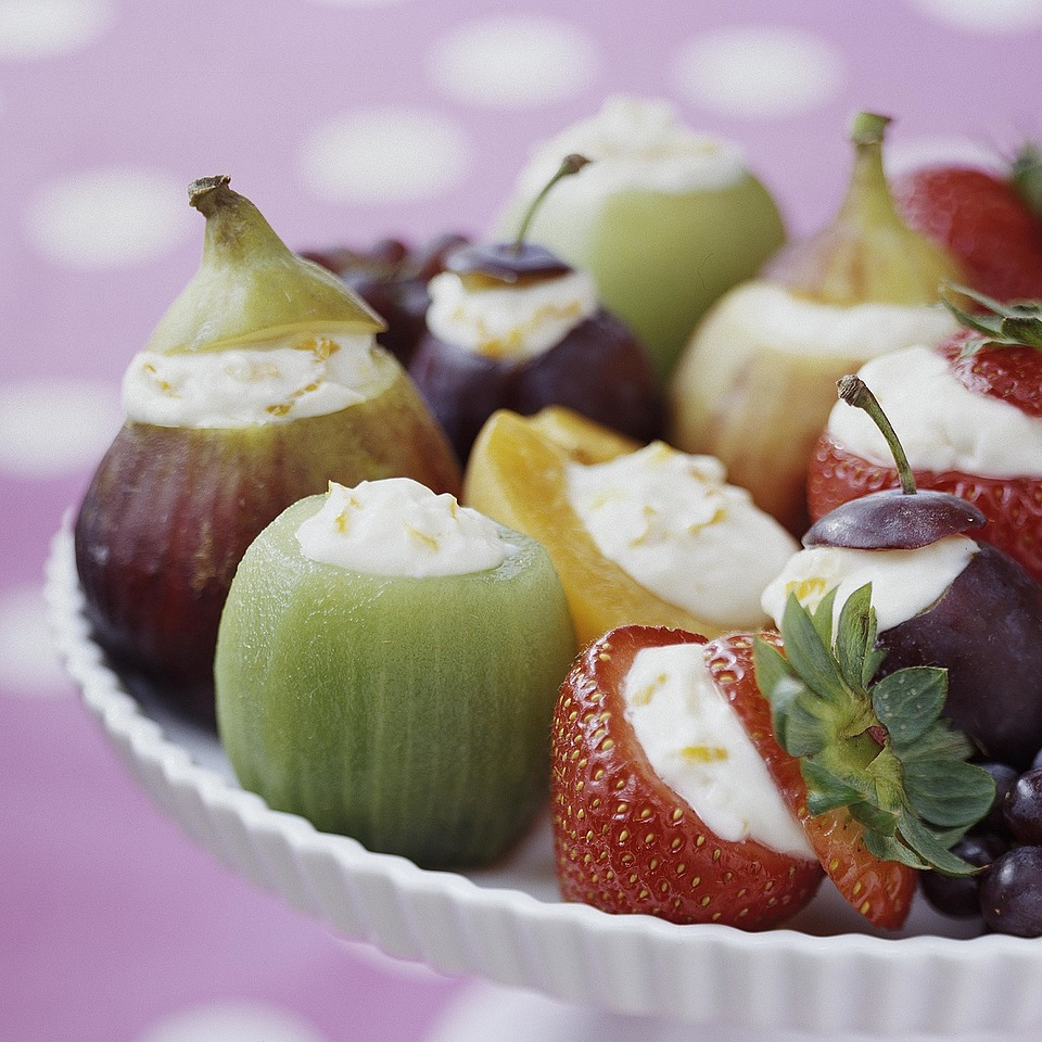 Creamy Fruit Morsels Diabetic Living Magazine