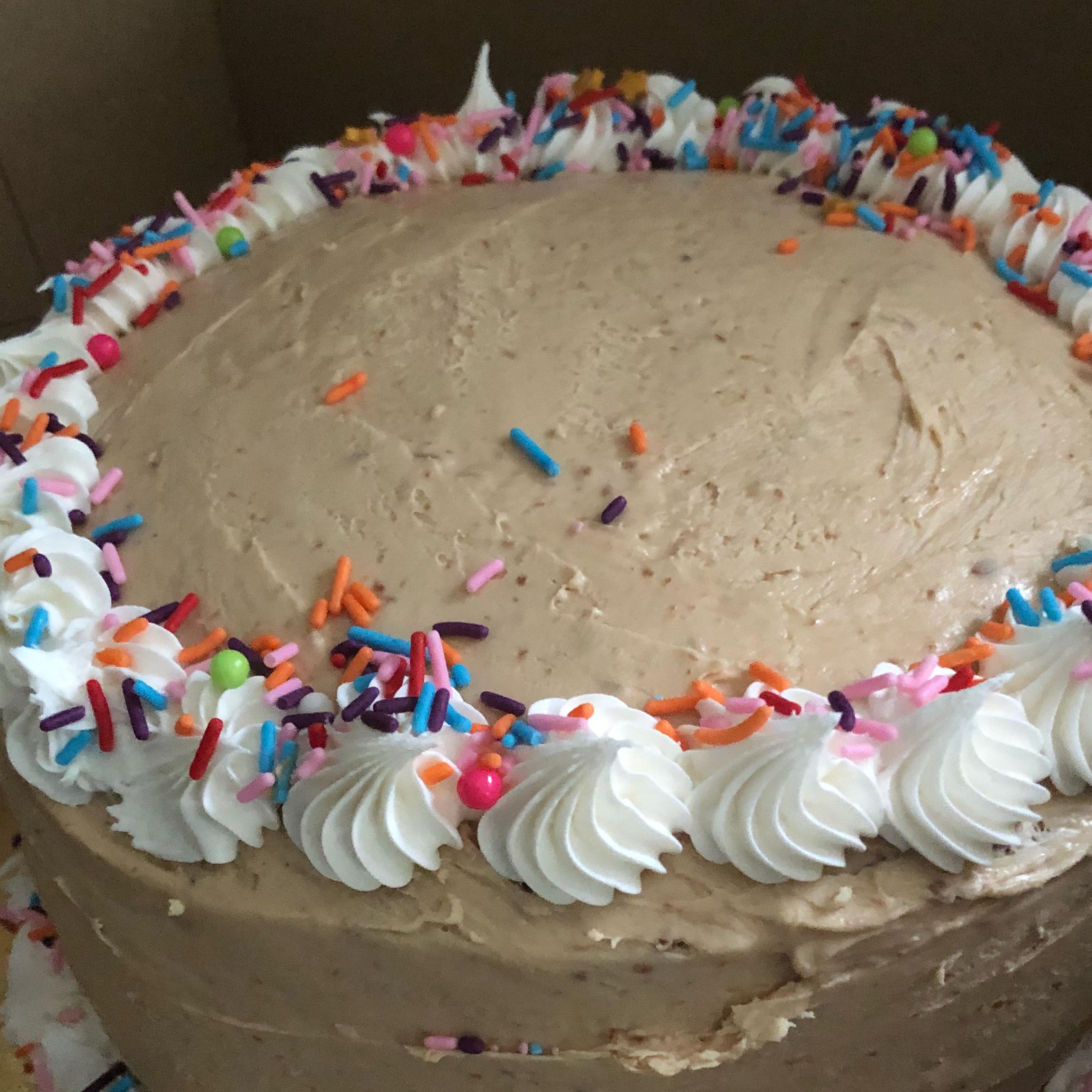 Caramel Cake II Melissa Hall
