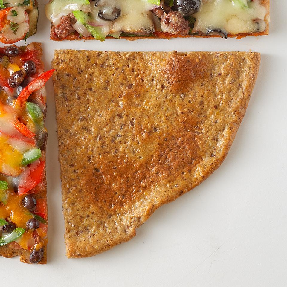 Whole-Grain Pizza Crust Diabetic Living Magazine