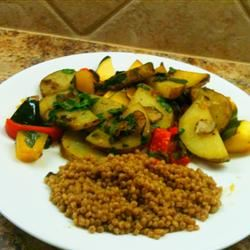 Winter Vegetable Hash sharosek