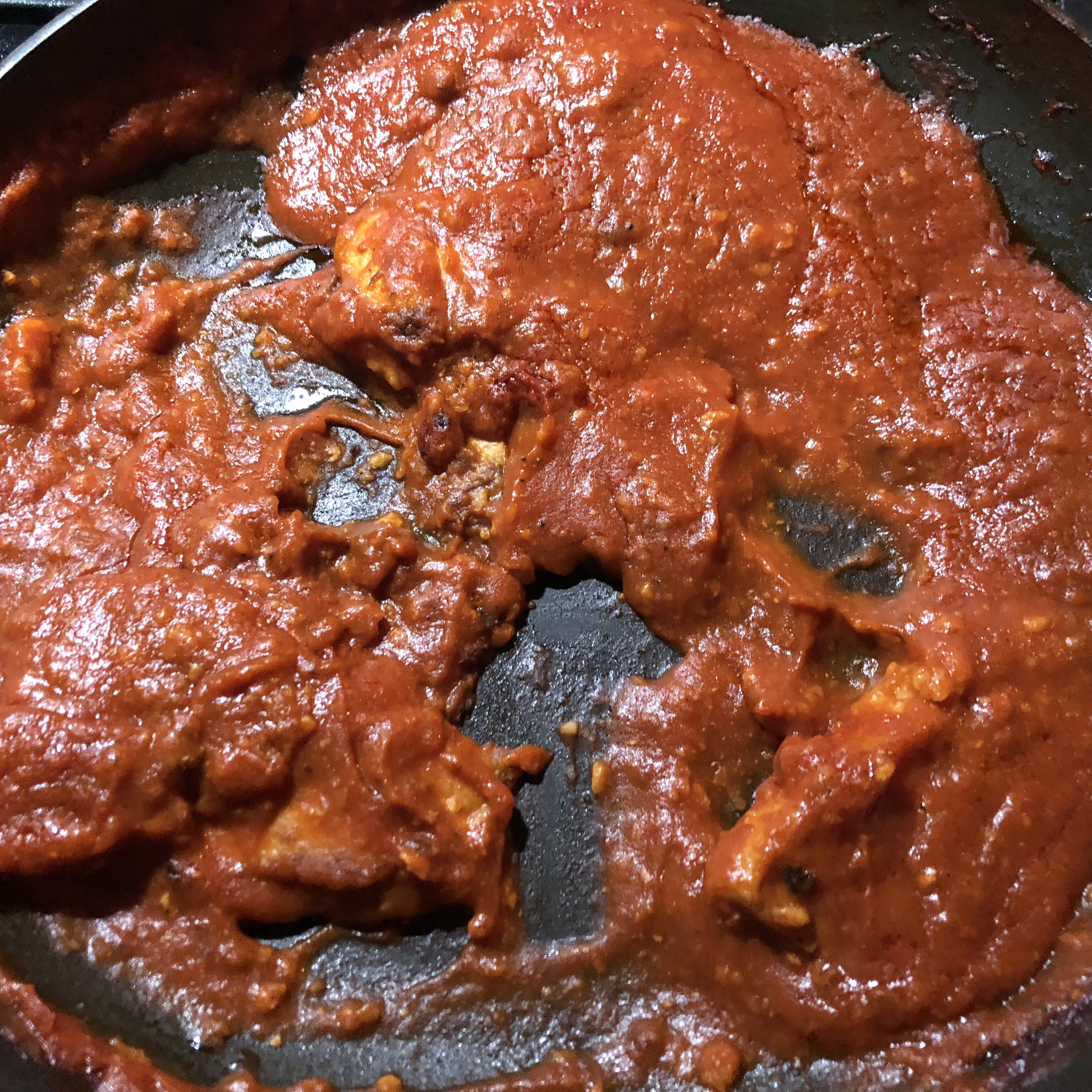 Tomato Pork Chops I Amber Roach